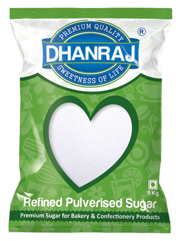Pulverised sugar in Surendranagar
